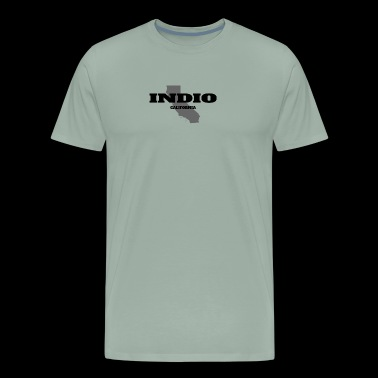 CALIFORNIA INDIO US STATE EDITION - Men's Premium T-Shirt