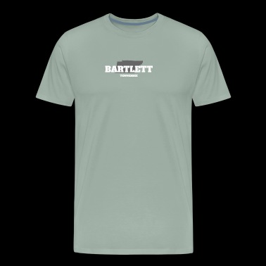 TENNESSEE BARTLETT US STATE EDITION - Men's Premium T-Shirt