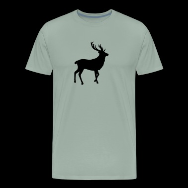 Outdoor Camping Equipment - Men's Premium T-Shirt