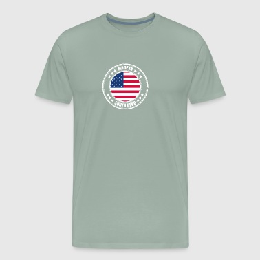 SOUTH BEND - Men's Premium T-Shirt