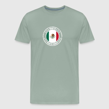 MADE IN BENITO JUÁREZ - Men's Premium T-Shirt