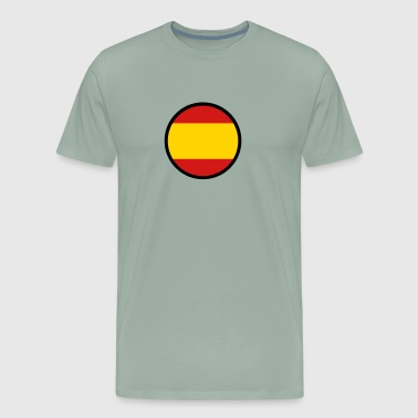 Marked By Spain - Men's Premium T-Shirt