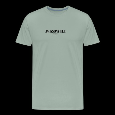 FLORIDA JACKSONVILLE US DESIGNER EDITION - Men's Premium T-Shirt