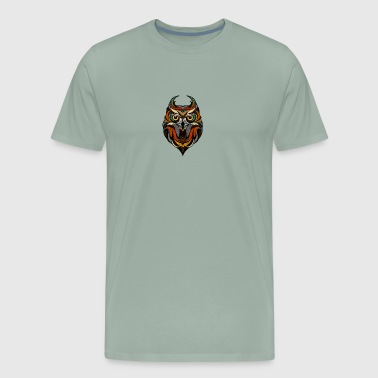 Red Owl - Men's Premium T-Shirt