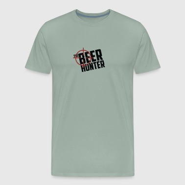 The Beer Hunter - Men's Premium T-Shirt