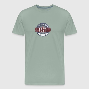 Limited Edition 1971 - Men's Premium T-Shirt