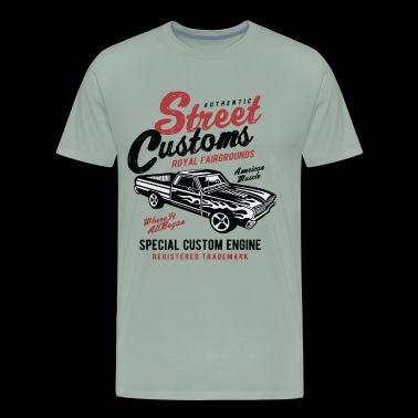 Street Custom - Men's Premium T-Shirt