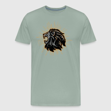 Lion Roar Wild Shirts & Gifts - Men's Premium T-Shirt