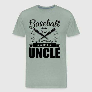 Baseball Uncle Shirt - Men's Premium T-Shirt