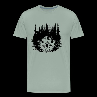 Hedgehog - Men's Premium T-Shirt