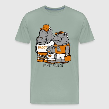 Family reunion - Men's Premium T-Shirt