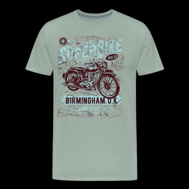 Super Bike - Men's Premium T-Shirt