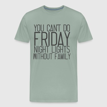 Friday Night Lights - Men's Premium T-Shirt