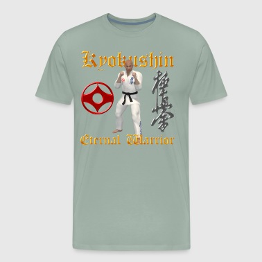 Kyokushin Warrior - Men's Premium T-Shirt
