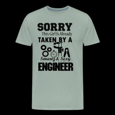 Smart And Sexy Engineer Shirt - Men's Premium T-Shirt