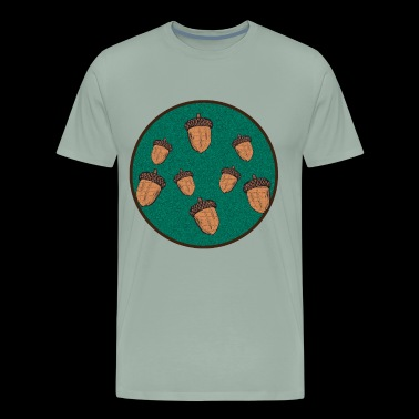 Squirrel Nuts - Men's Premium T-Shirt