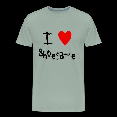 Shoegaze - Men's Premium T-Shirt