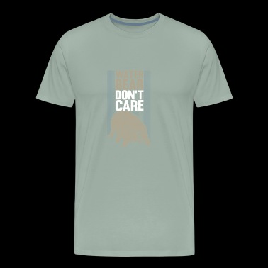 Water Bear Don't Care Gift - Men's Premium T-Shirt