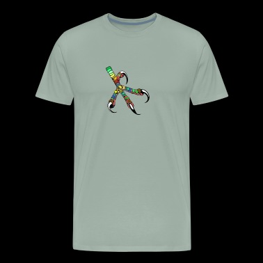 The Claw - Men's Premium T-Shirt