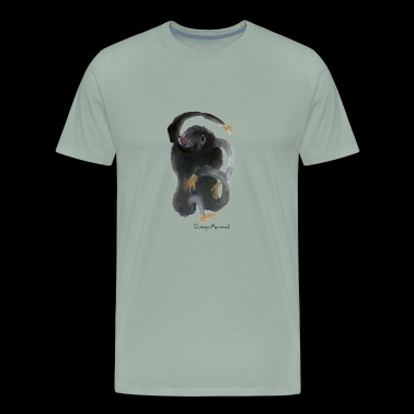 Gorilla 2 - Men's Premium T-Shirt
