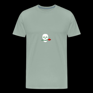 rose peng - Men's Premium T-Shirt