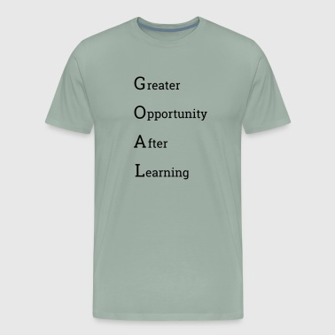 Opportunity Goal - Men's Premium T-Shirt