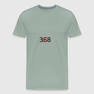 368 THREE SIX EIGHT - Men's Premium T-Shirt
