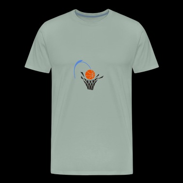 HOOP - Men's Premium T-Shirt