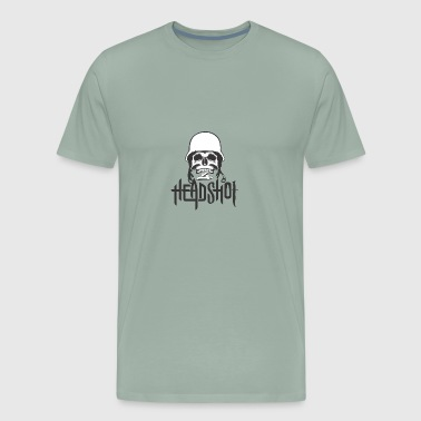 Headhot - Men's Premium T-Shirt