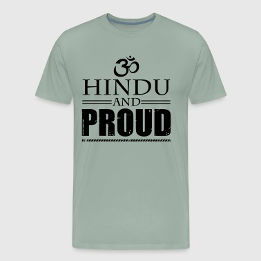 Proud Hindu Shirt - Men's Premium T-Shirt