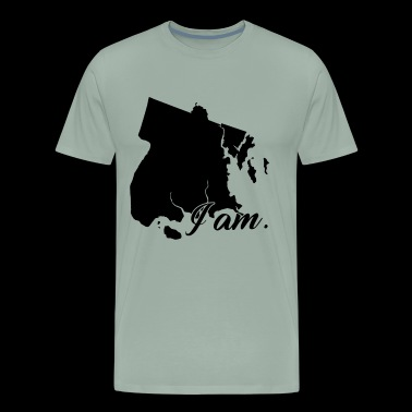 Bronx Shirt - I Am The Bronx T shirt - Men's Premium T-Shirt