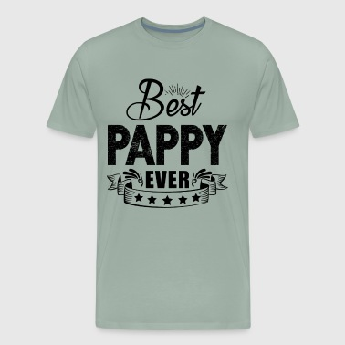 Best Pappy Ever Shirt - Men's Premium T-Shirt
