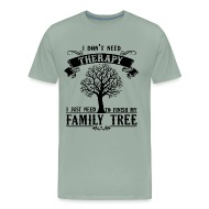 Shop Family Tree T-Shirts Online | Spreadshirt