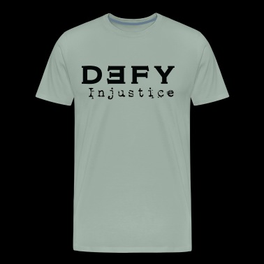 DEFY Injustice - Men's Premium T-Shirt