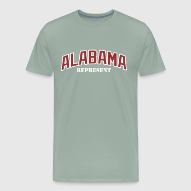 ALABAMA REP - Men's Premium T-Shirt
