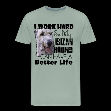 My Irish Wolfhound Shirt - Men's Premium T-Shirt