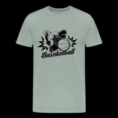Basketball Shirt - Basketball T shirt - Men's Premium T-Shirt