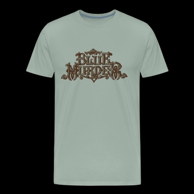 Blue Murder Logo - Men's Premium T-Shirt