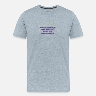Extraordinaries things - Men's Premium T-Shirt