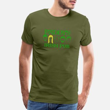 Always Sunny Paddy Irish Pub - Men's Premium T-Shirt