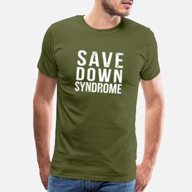 Save Down Syndrome - Men's Premium T-Shirt