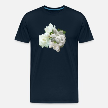 Regulation Hippie flowers - Men's Premium T-Shirt