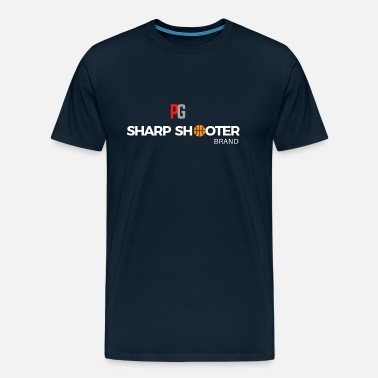 Sharpshooter SHARP SHOOTER BRAND PG - Men's Premium T-Shirt