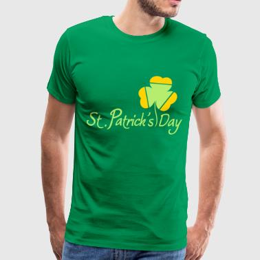 St.Patrick's day - Men's Premium T-Shirt