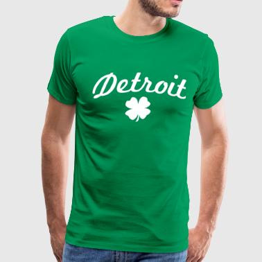 detroit - Men's Premium T-Shirt