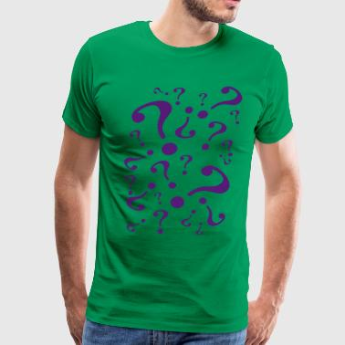 riddler - Men's Premium T-Shirt