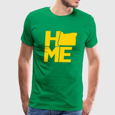 Home Oregon - Men's Premium T-Shirt