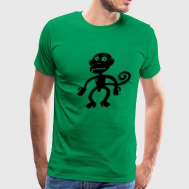 Fetish Monkey - Men's Premium T-Shirt