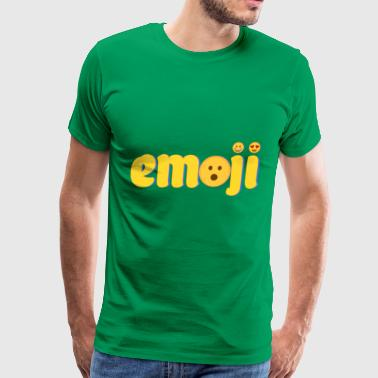 Emojis - Men's Premium T-Shirt
