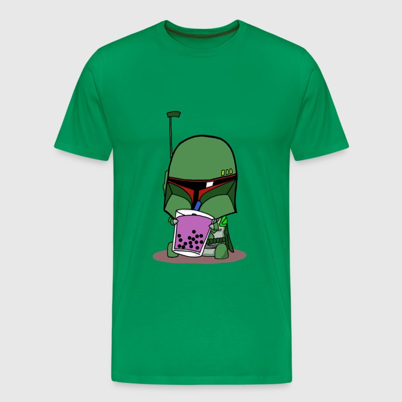 Boba-tea - Men's Premium T-Shirt